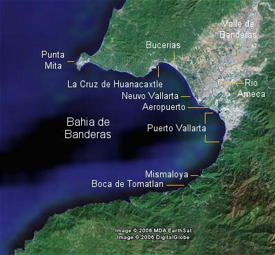 Bay Of Banderas Vacation At Puerto Vallarta Punta Mita
