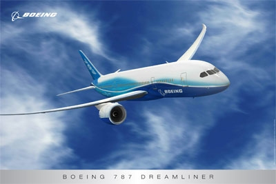 Boeing 787 DreamlinerTravel insurance for international holidays