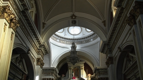 Colima Cathedral interior